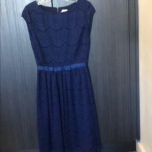 Shabby Apple blue lace dress
